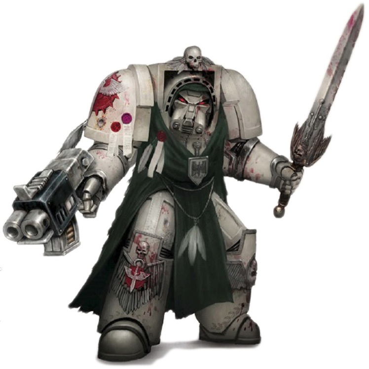 Deathwing Terminator from the Warhammer 40k Wiki