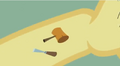 Mallet and chisel cutie mark S2E6.png