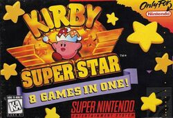 Kirby Super Star (NA)