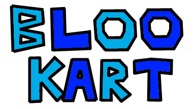 Bloo Kart Logo