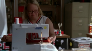 Glee=3x13 - Becky