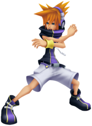 Neku (Scan) KH 3D