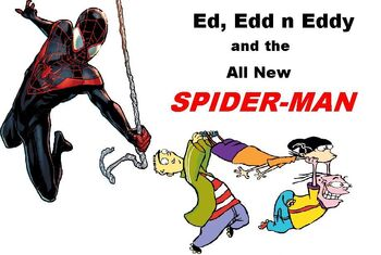 Ed, Edd n Eddy and the All New Spider-Man