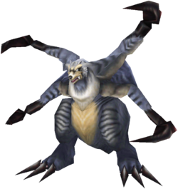 FF8 Death Claw