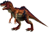 FF8 T-Rexaur