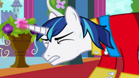 Shining Armor unable to use magic S2E26