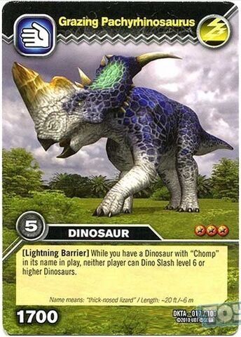 pachyrhinosaurus dinosaur king  Size of this preview: 344