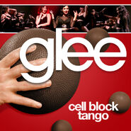 Glee - cell block