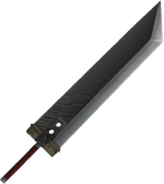 Buster Sword - Crisis Core