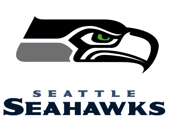 seahawks logo circle coloring pages - photo#30