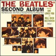 TheBeatlesSecondAlbumreissuecover