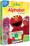 Elmo&#39;s Alphabet Challenge