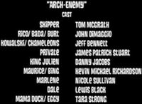 Arch-enemy cast