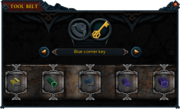 Dungeoneering toolbelt keys