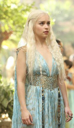 MBTI enneagram type of Daenerys Targaryen