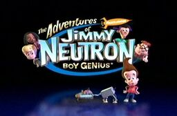 The Adventures of Jimmy Neutron Boy Genius