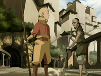 Aang and Kenji