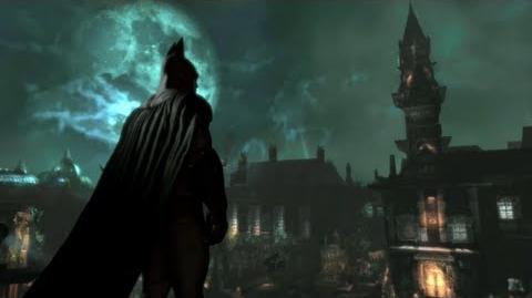"Batman Arkham Asylum ""Invisible Predator"" Trailer"