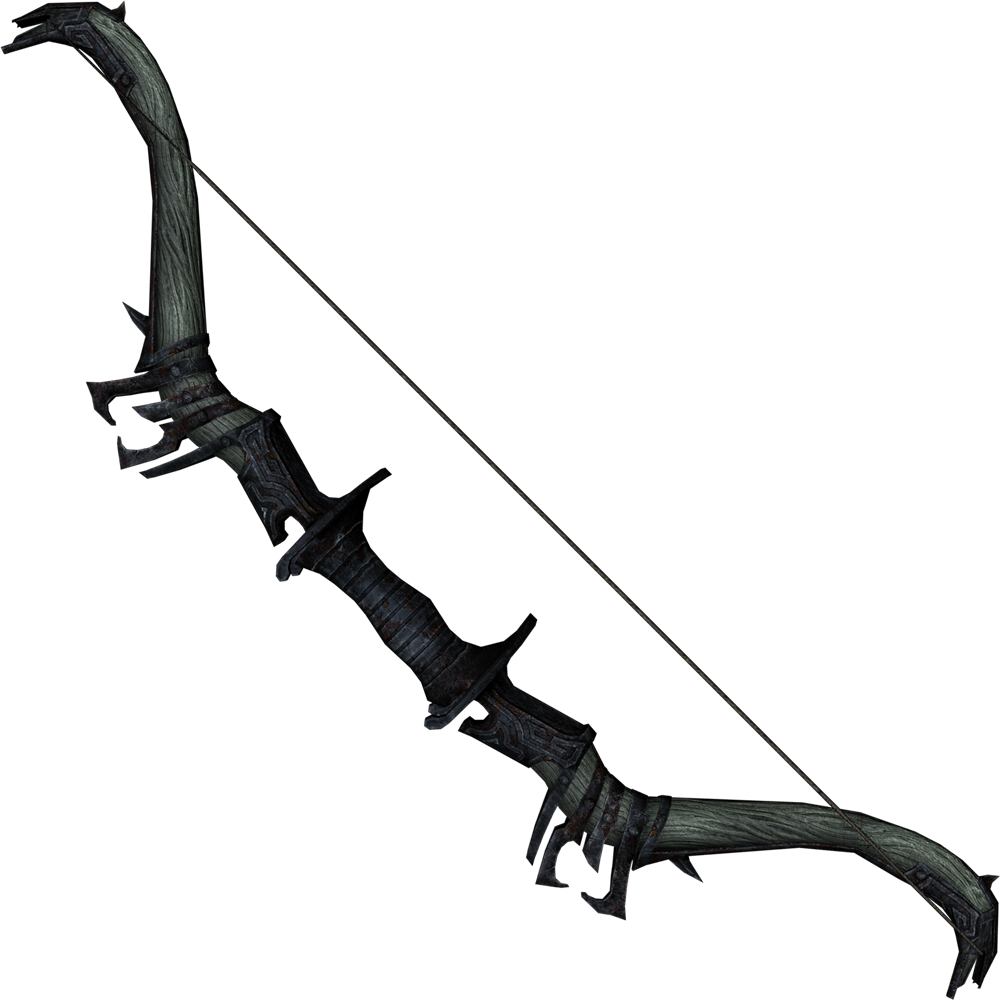 Ancient nord bow the elder scrolls wiki
