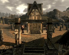 Hall of the dead whiterun