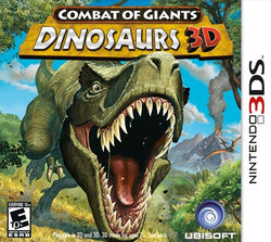 Combat of Giants Dinosaurs 3D (NA)