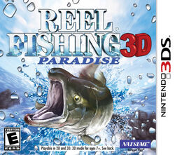 Reel Fishing Paradise 3D (NA)