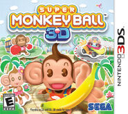 Super Monkey Ball 3D (NA)