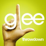 Glee ep - throwdown