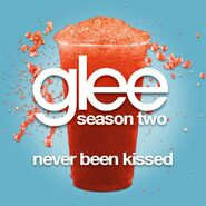 Glee ep - never been kissed