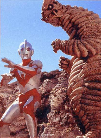 Image - Ultrmn pwrd vs Red king F.JPG - Ultraman Wiki