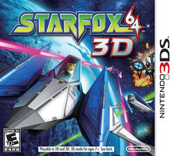 Star Fox 64 3D (NA)