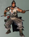 DW5 Zhang Fei Alternate Outfit