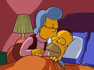 Good night, Homer