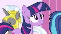 Twilight baffled S2E25