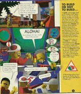 LEGO Island Manual Page 4