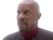 Sisko, celestial temple