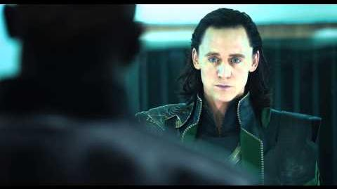 Marvel's The Avengers Clip - Loki Imprisoned