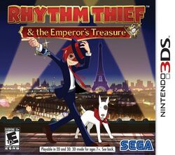 Rhythm Thief & the Emperor's Treasure (NA)