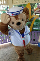 Duffy in HKDL