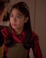 Keiko O&#39;Brien, age 12
