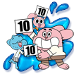 Gumball splashmaster three10s