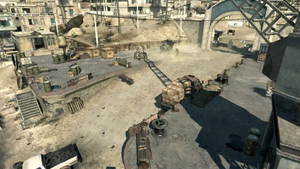 Loading Screen Hit and Run MW3
