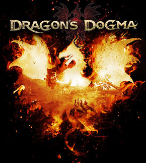 Dragons Dogma box art