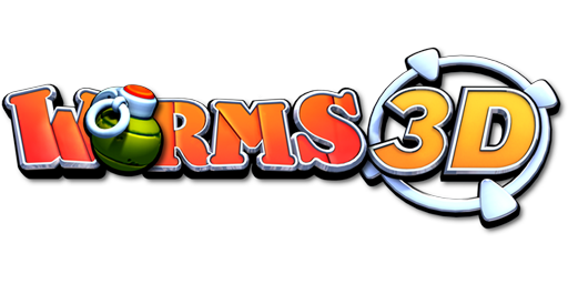 Worms 3D Logo