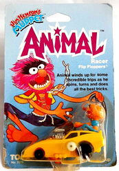 Tomy animal racer flip flopper 1