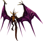 FFIX Bahamut