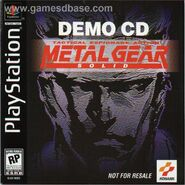 Metal Gear Solid- VR Missions - 1999 - Konami