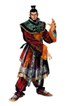 Sun Quan Concept Artwork (DW3)