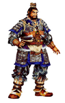 Xiahou Yuan Concept Artwork (DW3)