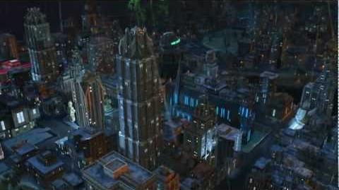"LEGO Batman 2 DC Super Heroes - ""Open World"" Trailer"